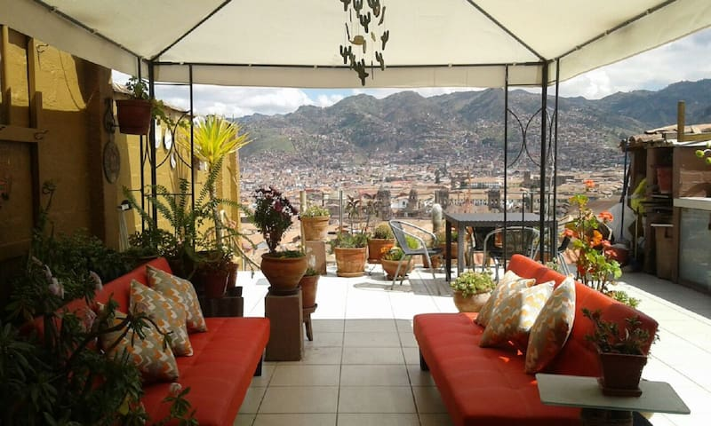 SAYA WASI - BEST VIEW OF CUSCO – C