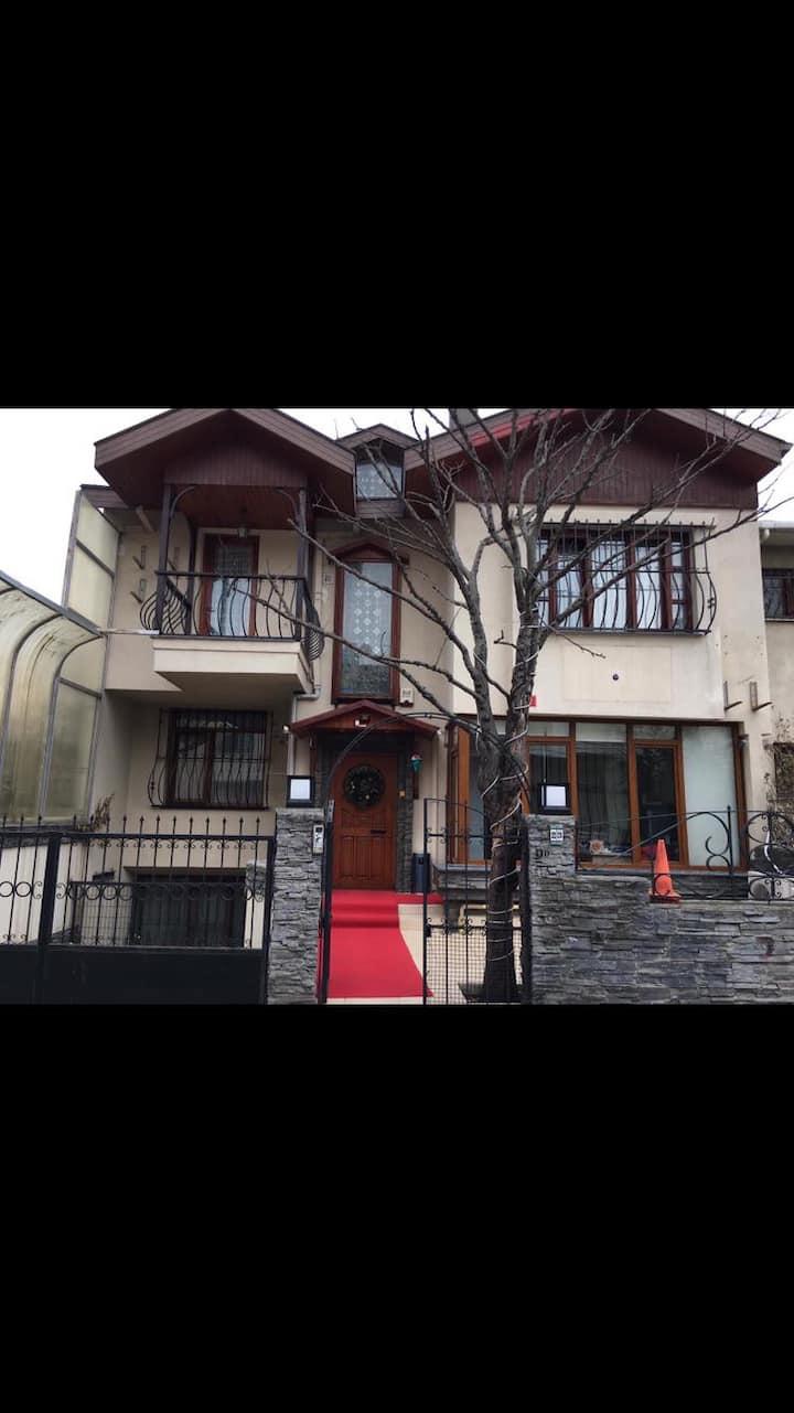 İstanbul'daki eviniz, konfor ve rahatlıık beraber.