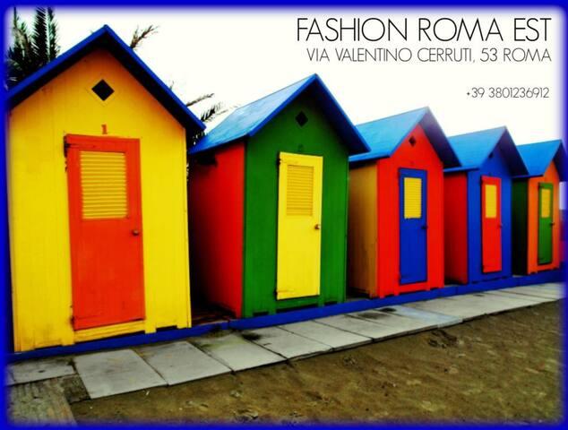 FASHION ROMA EST