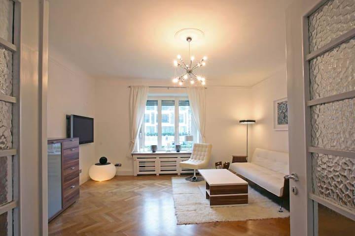 1. Class fair apartment, 80 sqm - Düsseldorf - Daire