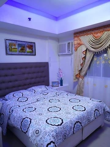 Cozy and homely condo unit - 1 bedroom