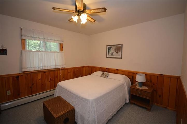 Room 3 in Adirondack Mountain Home - Wevertown - Rumah