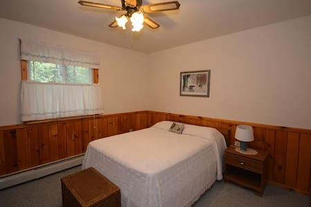 Room 3 in Adirondack Mountain Home - Wevertown