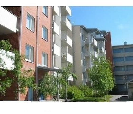 Apartment, (3 rooms, kitchen, sauna) - Oulu - Apartemen