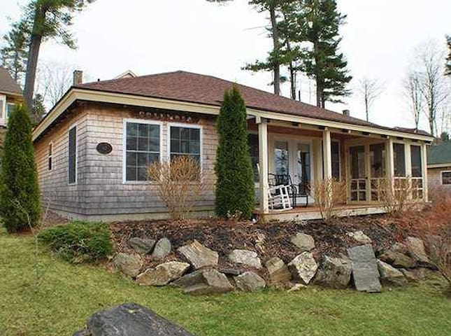Sheepscot Harbour Cottage/waterview - Эджком - Дом