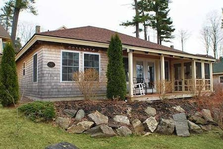 Sheepscot Harbour Cottage/waterview - Edgecomb - Ev