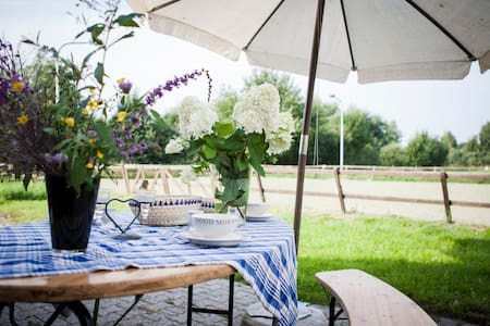 "Gastenverblijf ""de Meerboom'' - Hollandscheveld - Bed & Breakfast"