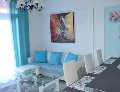 2 bedrooms with sea view and wifi - Apartamento
