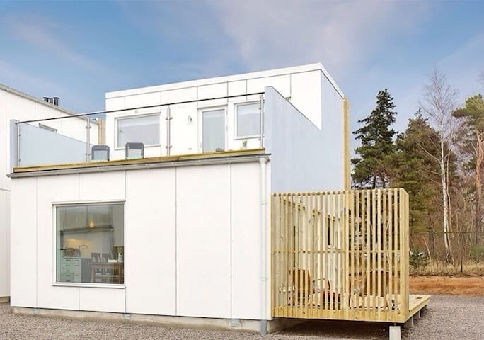 Newly built house in Mellbystrand  - Laholm - Villa