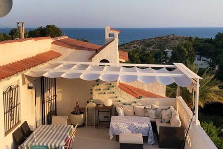 Charming bungalow Coveta Fuma, El Campello