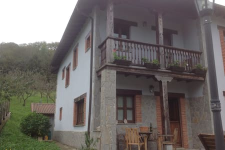 Casa en Picos de Europa. CABRALES