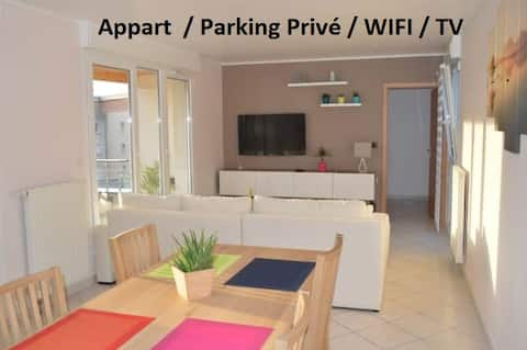 New appartement near Esch/Belval