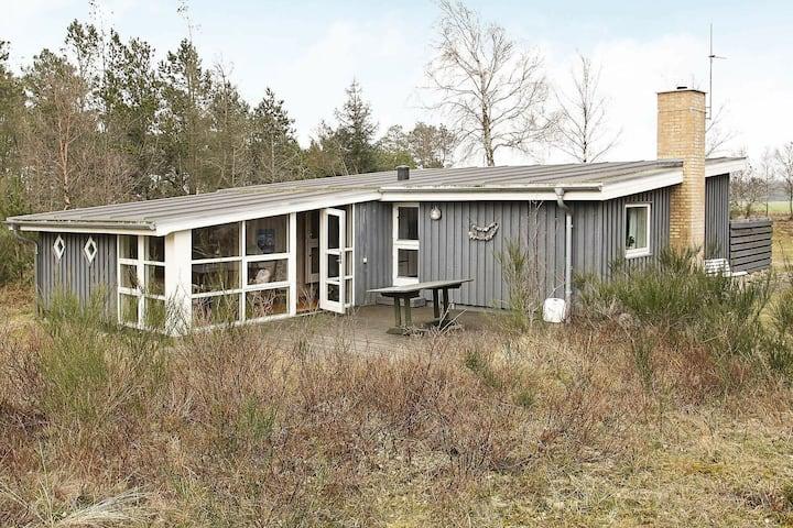 Casa de vacaciones rústica en Skagen para 6 personas