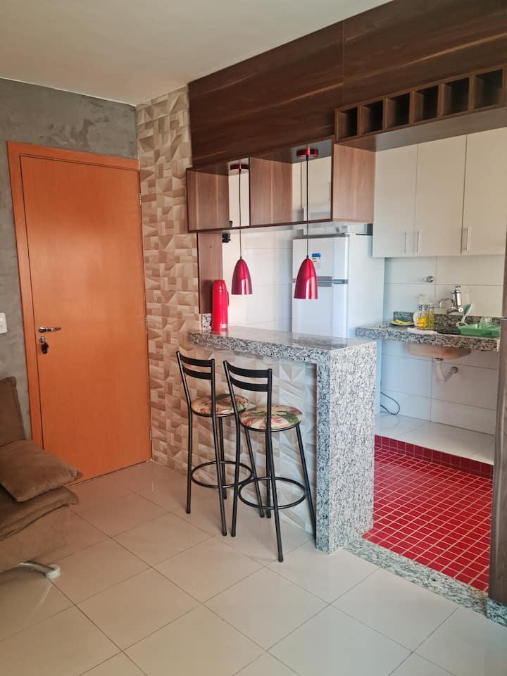 Apartamento Morro Vermelho