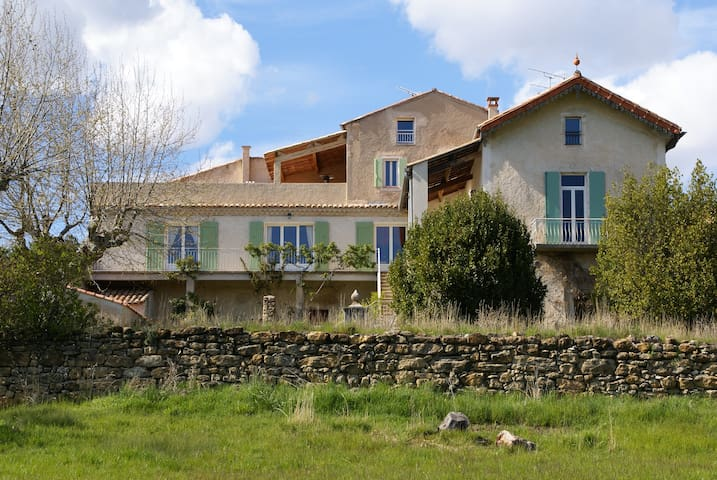 Cottage in farmhouse Haute-Provence - Saint-Étienne-les-Orgues - House