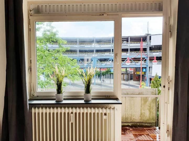 CE23V zwei aneinander grenzende Apartments im Herzen von Celle