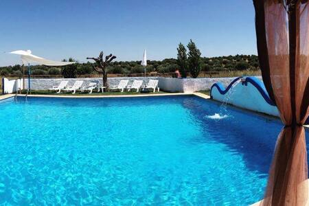 Farm Alentejo POOL LOW COST - Villa