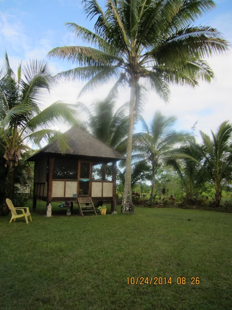 Cabin\ Bali Hut, tropical paradise