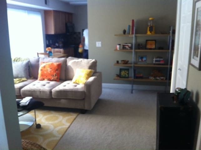 Quiet, Cozy 1BD 20 minutes from NYC - North Bergen - Apartment