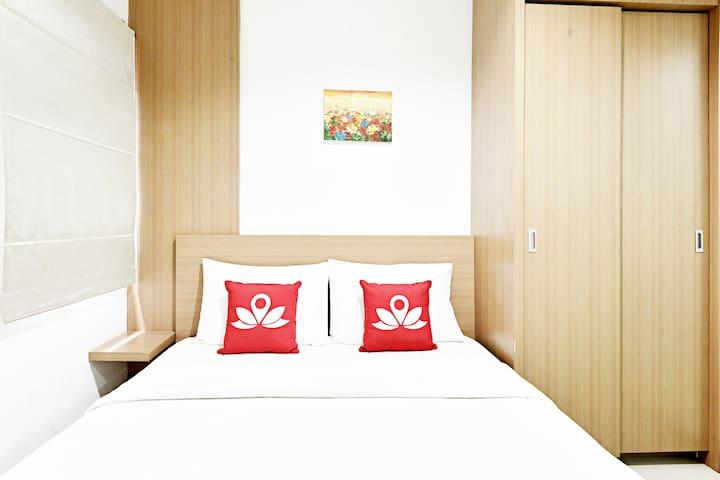 Elegant Room at Near Bunderan HI - Tanah Abang - Departamento