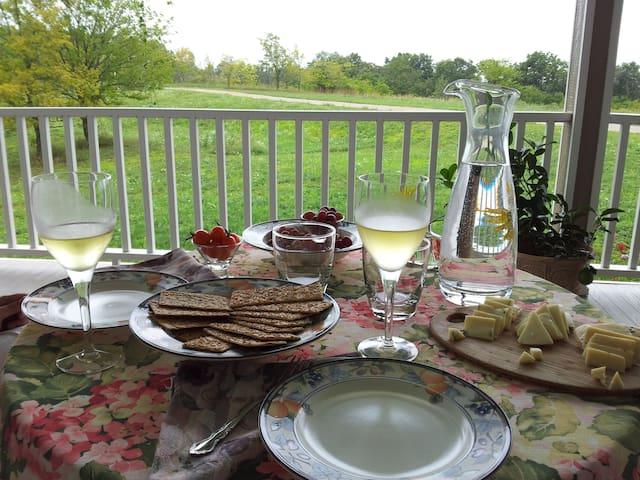 Springdale Inn - Your Green WI B&B  - Verona - Bed & Breakfast