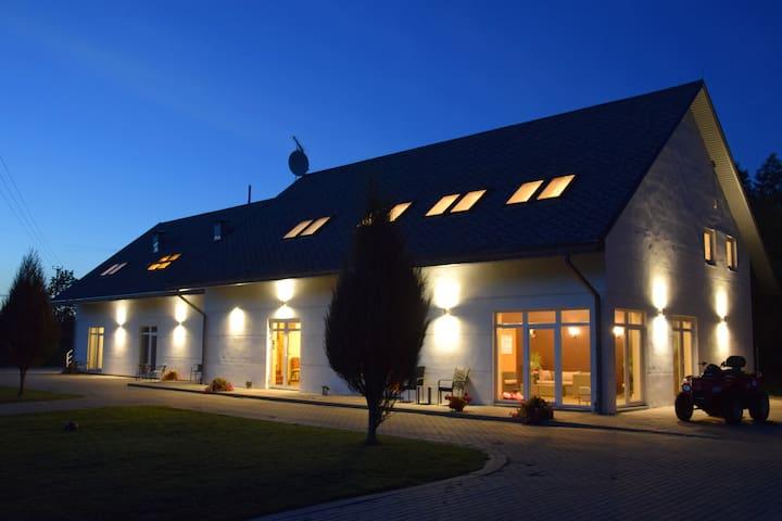 Guest house Tūjas Krasti
