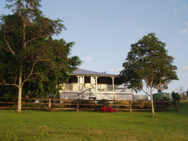 Dayboro -  Blue Ridge Lavender Cottage