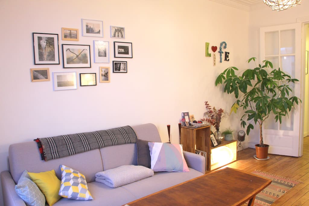Beautiful cosy, charming and comfy living room