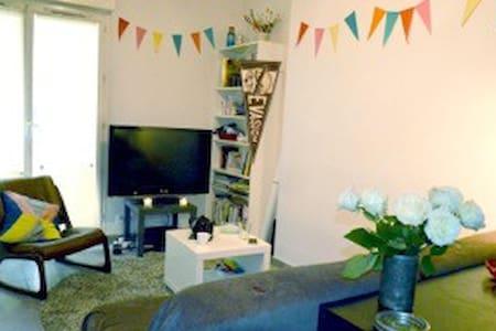 Cosy room for a Parisian escapade - Paris-11E-Arrondissement - Apartment