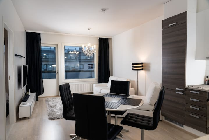 MODERN 1BR APARTMENT IN CITY CENTER - Oulu - Daire