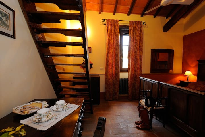 CAMERA QUADRUPLA - Magione - Bed & Breakfast