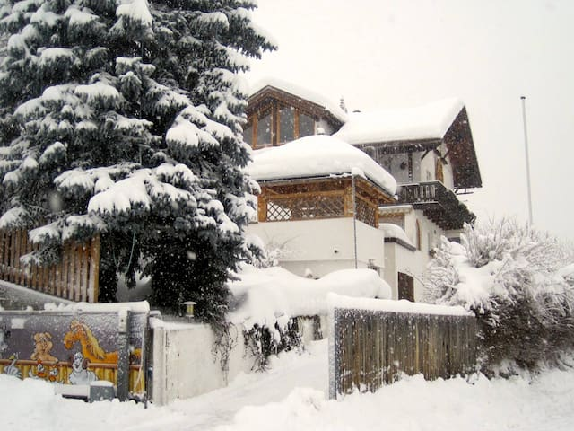 BERGHAUS GIGELE - Kauns - Huis