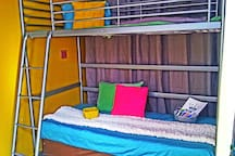 YOUR bed (this listing).