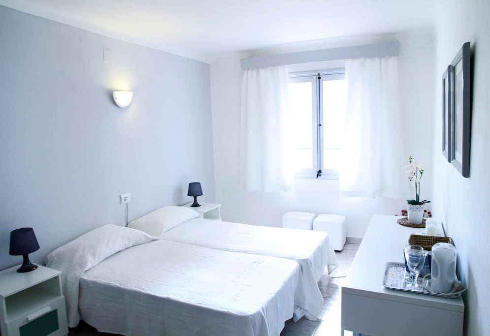Room near beach P.Pollença