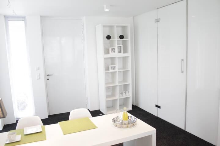 Appartement puristisch und nobel - Bayreuth - Casa