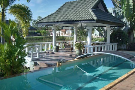Stunning luxury villa, private pool - Ampur Muang  - House