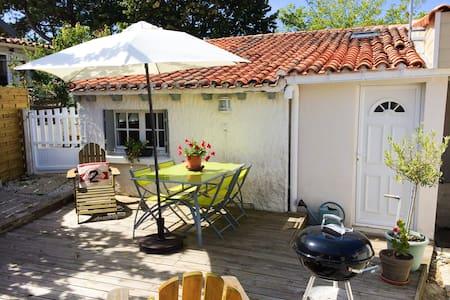 Maison GOELAND 4 pers 7min à pied des plages calme - La Tranche-sur-Mer - Dům
