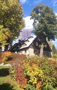 Przytulny pokój z widokiem na góry - Szklarska Poręba - Schlafsaal