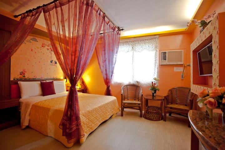 浪漫雙人房D - Hengchun Township - Apartment