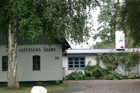 Hattesens Gaard - Broager - Bed & Breakfast