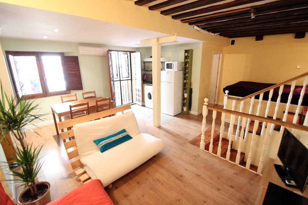 Great Studio for Rent in Madrid - Apartments for Rent in ...