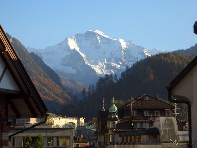 Situated in the Heart of Interlaken - Interlaken - Apartment