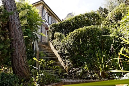 La Villa Verts Bois à Pourville  - Hautot-sur-Mer