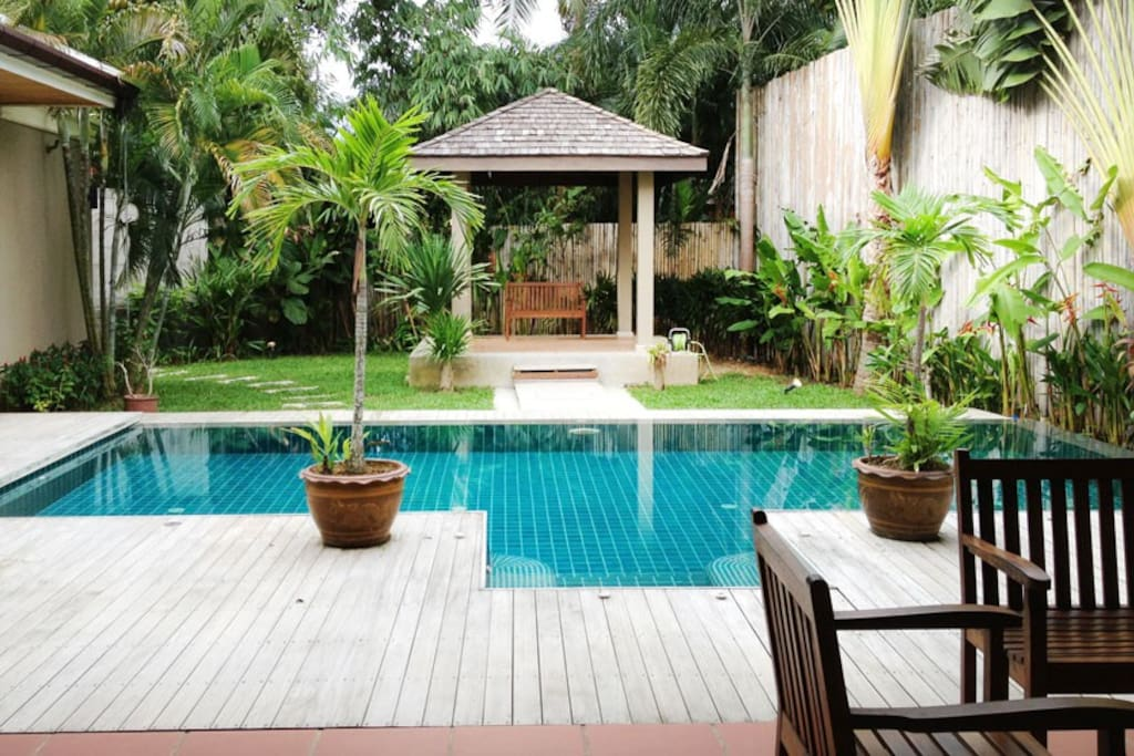 C4- Lotus  Grand Villa With Private Pool