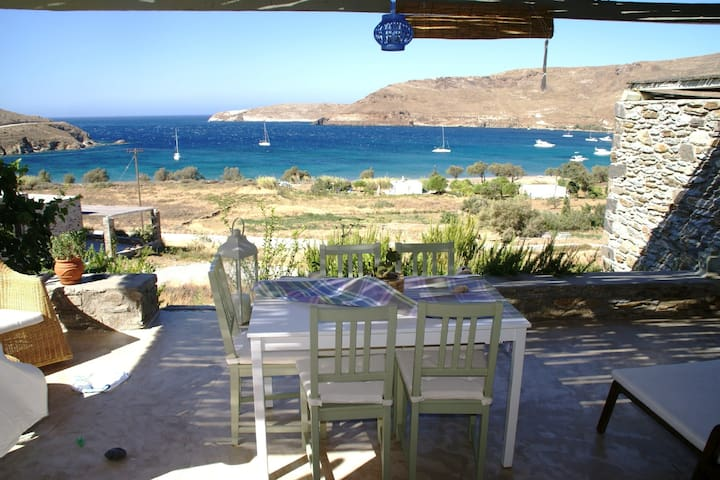 Dream house near sea 1 Serifos Gree - Serifos - Huis