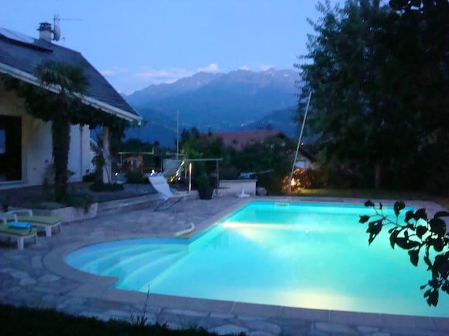 Chambre d'hôtes  proche de Grenoble