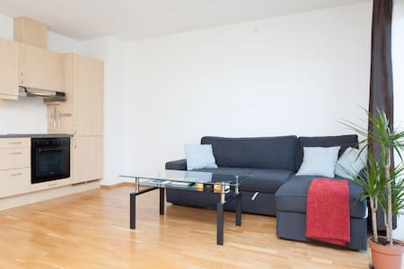 Access to all in nightlife city - Trondheim - Apartamento