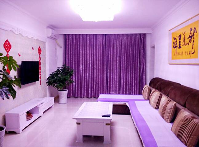 家城红旺家园三室精装空调海景房 - Yingkou Shi - Apartemen