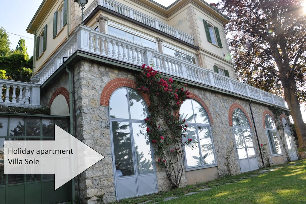 Holiday apartment Villa Sole