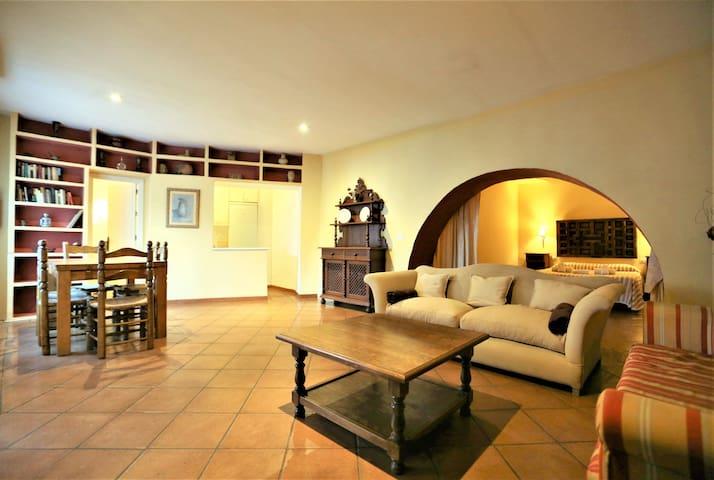 El Rincón de San Benito, Casco Histórico Cazalla